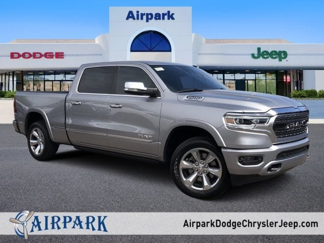 2019 Ram 1500 Crew Cab 4x4,  Pickup #KN857936 - photo 1