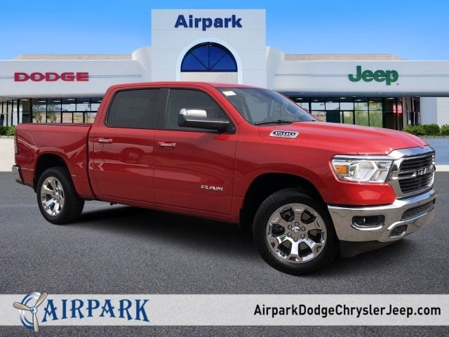 2019 Ram 1500 Crew Cab 4x4, Pickup #KN857994 - photo 1