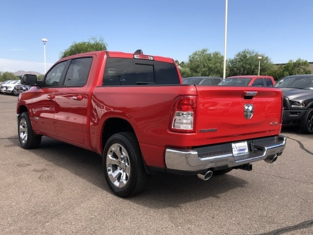 2019 Ram 1500 Crew Cab 4x4, Pickup #KN857994 - photo 4