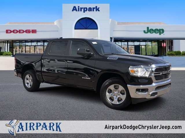 2019 Ram 1500 Crew Cab 4x2,  Pickup #KN858282 - photo 1