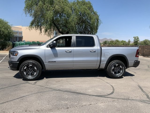 2019 Ram 1500 Crew Cab 4x4,  Pickup #KN859584 - photo 6