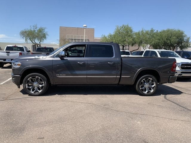 2019 Ram 1500 Crew Cab 4x4,  Pickup #KN881427 - photo 7