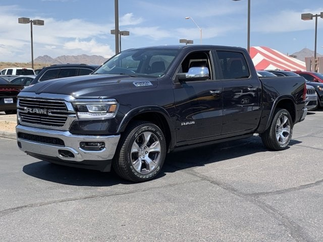 2019 Ram 1500 Crew Cab 4x4,  Pickup #KN881441 - photo 7