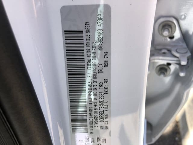 2019 Ram 1500 Crew Cab 4x2,  Pickup #KN912624 - photo 21
