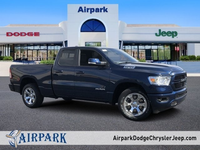 2019 Ram 1500 Quad Cab 4x2,  Pickup #KN912629 - photo 1