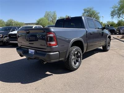 2019 Ram 1500 Crew Cab 4x4, Pickup #KN913577 - photo 2