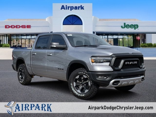 2019 Ram 1500 Crew Cab 4x4,  Pickup #KN913593 - photo 1