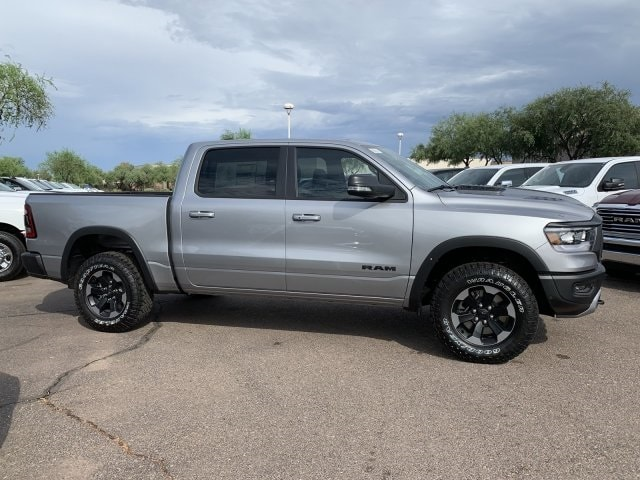2019 Ram 1500 Crew Cab 4x4,  Pickup #KN913593 - photo 3