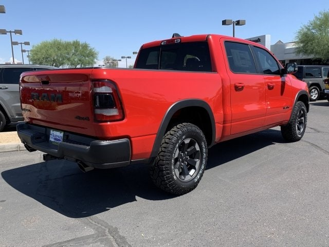 2019 Ram 1500 Crew Cab 4x4,  Pickup #KN913594 - photo 2