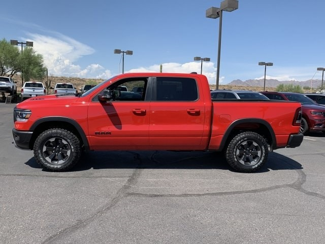 2019 Ram 1500 Crew Cab 4x4,  Pickup #KN913594 - photo 6