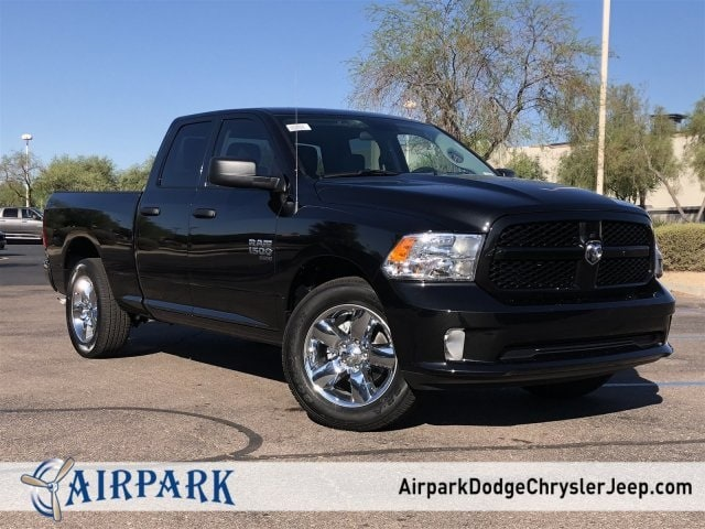 2019 Ram 1500 Quad Cab 4x2,  Pickup #KS516160 - photo 1