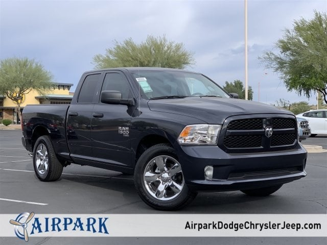 2019 Ram 1500 Quad Cab 4x2,  Pickup #KS516164 - photo 1