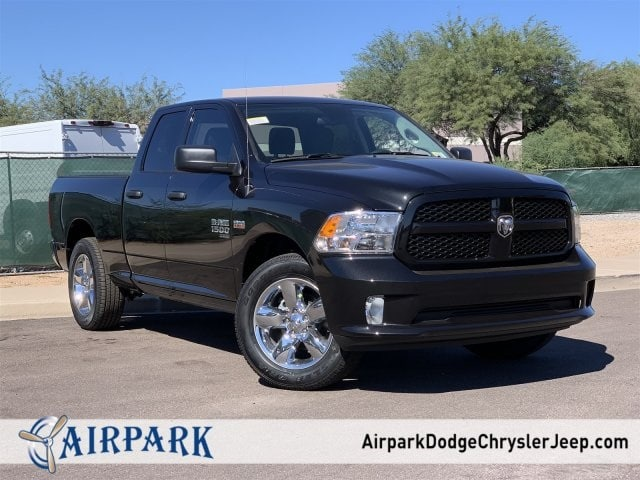 2019 Ram 1500 Quad Cab 4x2,  Pickup #KS516168 - photo 1