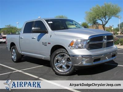 2019 Ram 1500 Crew Cab 4x4,  Pickup #KS536409 - photo 1