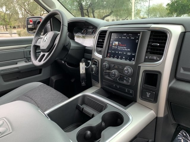 2019 Ram 1500 Crew Cab 4x2,  Pickup #KS573526 - photo 5