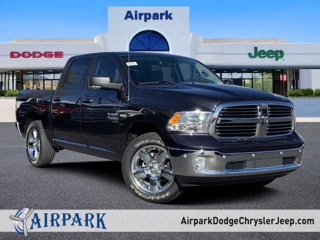 2019 Ram 1500 Crew Cab 4x2,  Pickup #KS573528 - photo 1