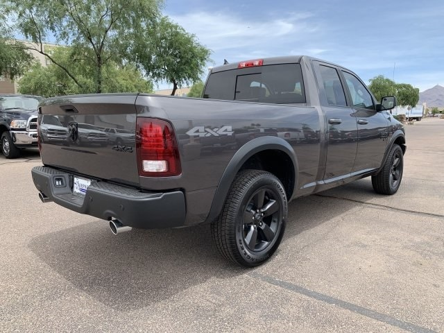 2019 Ram 1500 Quad Cab 4x4,  Pickup #KS617405 - photo 1