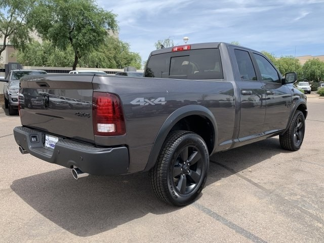 2019 Ram 1500 Quad Cab 4x4,  Pickup #KS617416 - photo 2