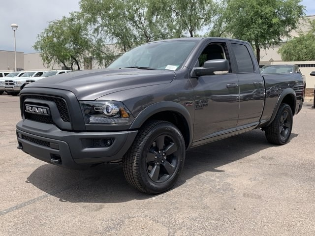 2019 Ram 1500 Quad Cab 4x4,  Pickup #KS617416 - photo 7