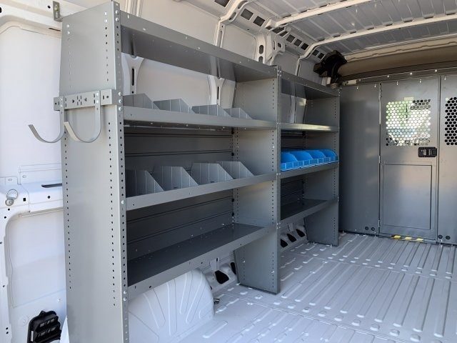 2020 ProMaster 2500 High Roof FWD, Adrian Steel Upfitted Cargo Van #LE118358 - photo 10