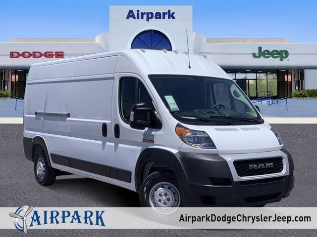 2020 ProMaster 2500 High Roof FWD, Upfitted Cargo Van #LE118358 - photo 1