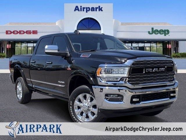2020 Ram 2500 Crew Cab 4x4, Pickup #LG149029 - photo 1