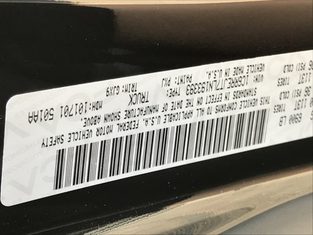 2020 Ram 1500 Crew Cab 4x2, Pickup #LN193393 - photo 22