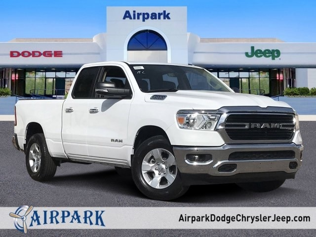 2020 Ram 1500 Quad Cab 4x2, Pickup #LN194511 - photo 1