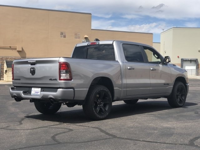 2020 Ram 1500 Crew Cab 4x4, Pickup #LN296881 - photo 1