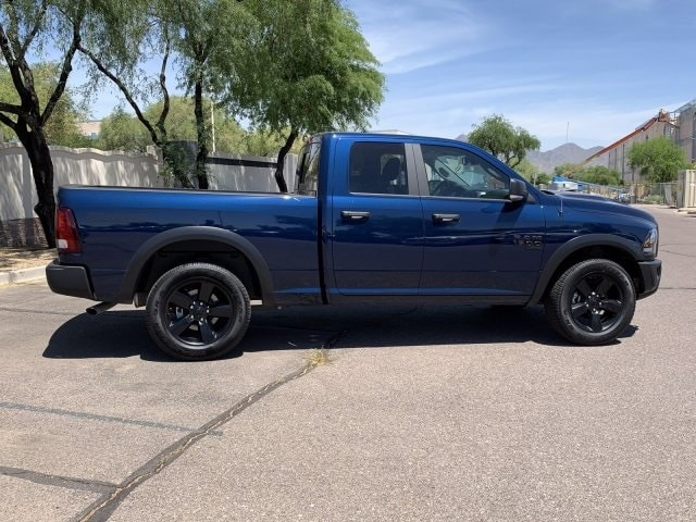 2020 Ram 1500 Quad Cab 4x4, Pickup #LS123618 - photo 4