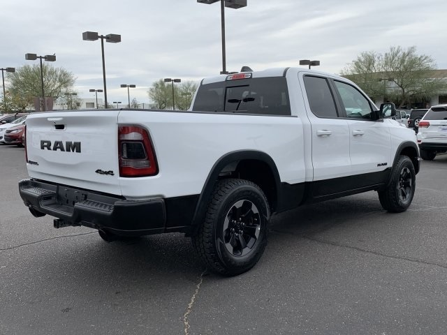 2019 Ram 1500 Quad Cab 4x4, Pickup #P11774 - photo 2