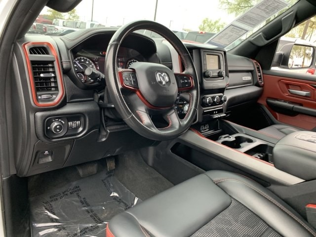 2019 Ram 1500 Quad Cab 4x4, Pickup #P11774 - photo 21