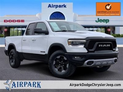 2019 Ram 1500 Quad Cab 4x4, Pickup #P11774 - photo 1