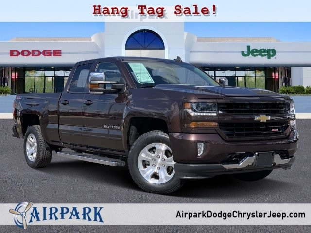 2016 Silverado 1500 Double Cab 4x4, Pickup #P11916A - photo 1