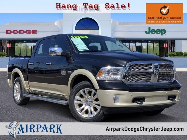 2016 Ram 1500 Crew Cab 4x2, Pickup #P11919 - photo 1