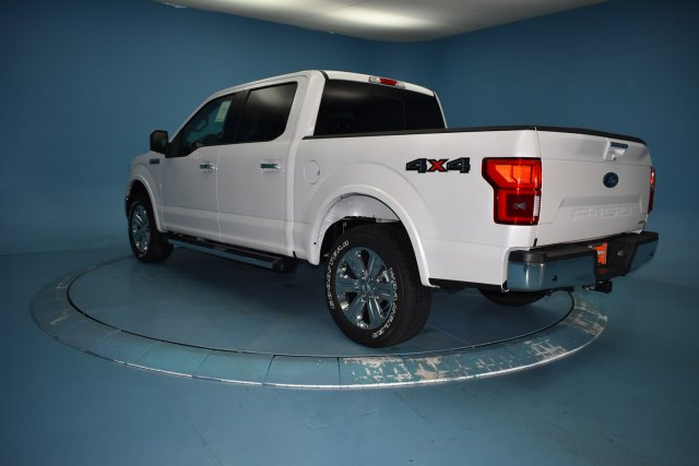 2018 F-150 SuperCrew Cab 4x4, Pickup #T4218 - photo 2