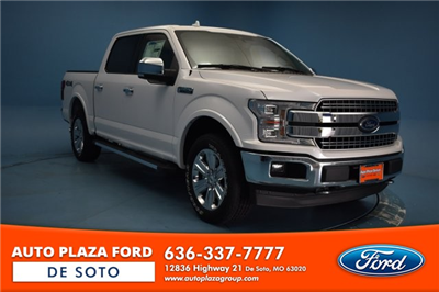2018 F-150 SuperCrew Cab 4x4, Pickup #T4218 - photo 1