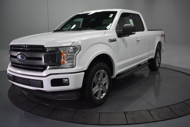 2018 F-150 Super Cab 4x4,  Pickup #T4341 - photo 4