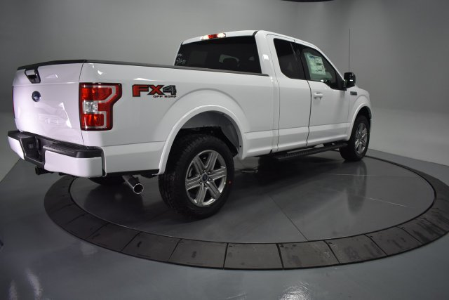 2018 F-150 Super Cab 4x4,  Pickup #T4341 - photo 2