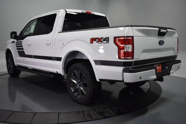 2018 F-150 SuperCrew Cab 4x4,  Pickup #T4342 - photo 6