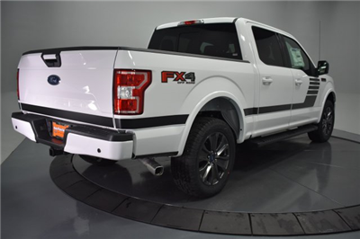 2018 F-150 SuperCrew Cab 4x4,  Pickup #T4342 - photo 2