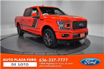 2018 F-150 SuperCrew Cab 4x4,  Pickup #T4353 - photo 1