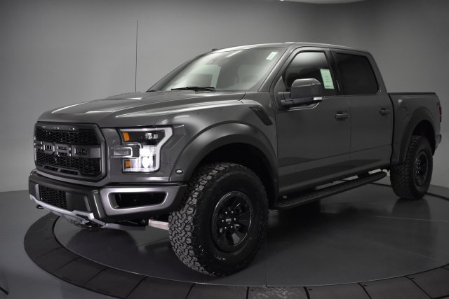 2018 F-150 SuperCrew Cab 4x4,  Pickup #T4359 - photo 4