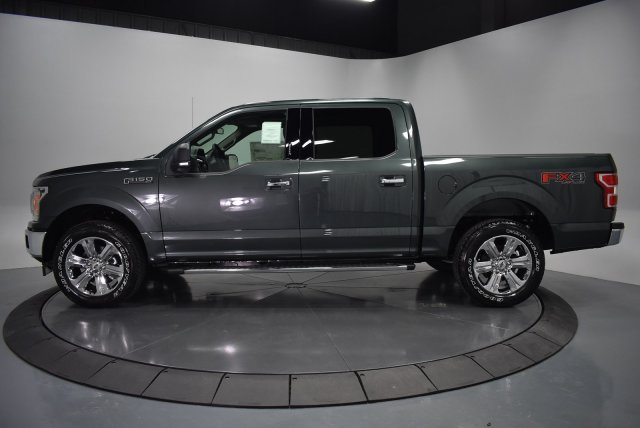 2018 F-150 SuperCrew Cab 4x4,  Pickup #T4369 - photo 5