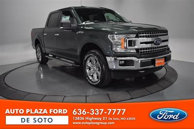 2018 F-150 SuperCrew Cab 4x4,  Pickup #T4369 - photo 1