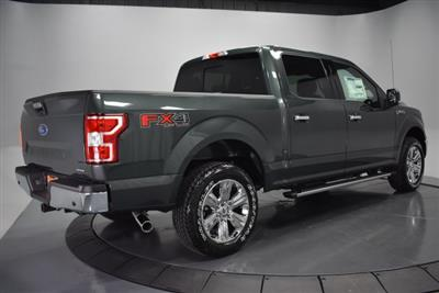2018 F-150 SuperCrew Cab 4x4,  Pickup #T4369 - photo 2