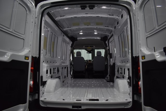 2018 Transit 250 Med Roof,  Empty Cargo Van #T4375 - photo 2