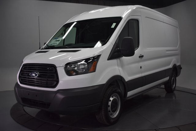 2018 Transit 250 Med Roof 4x2,  Empty Cargo Van #T4375 - photo 5