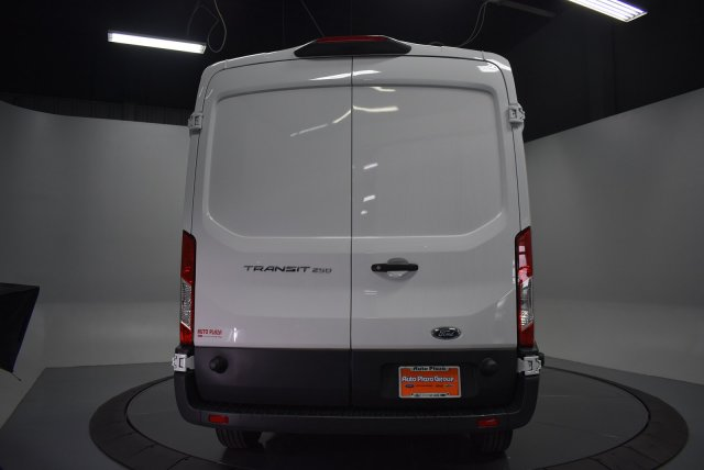 2018 Transit 250 Med Roof 4x2,  Empty Cargo Van #T4375 - photo 8
