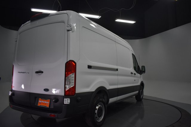 2018 Transit 250 Med Roof 4x2,  Empty Cargo Van #T4375 - photo 9